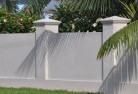 Backwater Barrier wall fencing 1